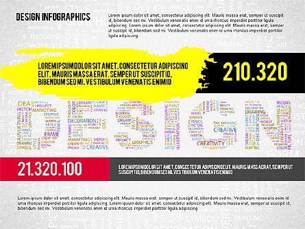 Design Buzzwords Concept Presentation, Slide 4, 01993, Presentation Templates — PoweredTemplate.com