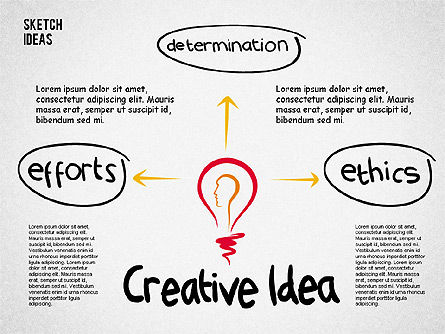 Business Models: Creative Idea Sketch #02007