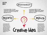 Business Models: Creative Idea Sketch #02007