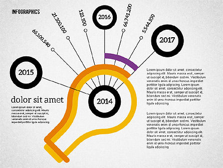 Creative Polar Chart Slide 3
