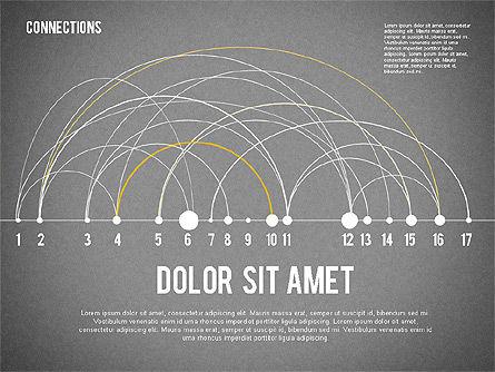 Timeline Map, Slide 10, 02013, Timelines & Calendars — PoweredTemplate.com