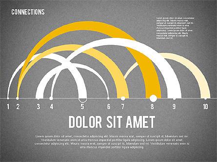 Timeline Map, Slide 11, 02013, Timelines & Calendars — PoweredTemplate.com