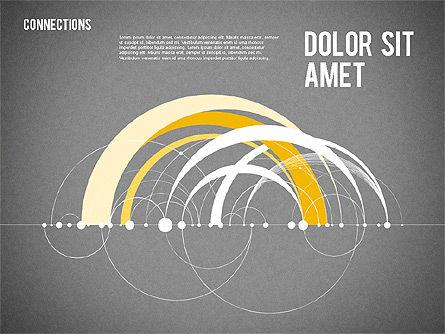Timeline Map, Slide 13, 02013, Timelines & Calendars — PoweredTemplate.com