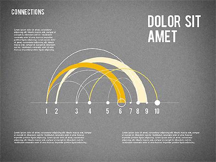 Timeline Map, Slide 15, 02013, Timelines & Calendars — PoweredTemplate.com