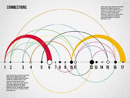 Timeline Map, Slide 6, 02013, Timelines & Calendars — PoweredTemplate.com