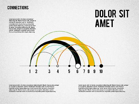 Timeline Map, Slide 7, 02013, Timelines & Calendars — PoweredTemplate.com