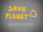 Save the Planet Shapes#9