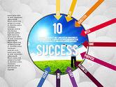 Steps to Success Concept#10