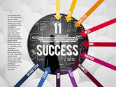 Steps to Success Concept#11