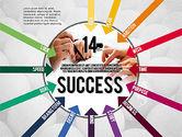 Steps to Success Concept#14