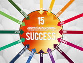 Steps to Success Concept#15