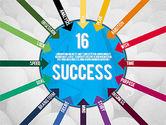 Steps to Success Concept#16