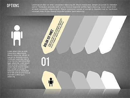 Tilted Agenda Options, Slide 11, 02029, Stage Diagrams — PoweredTemplate.com