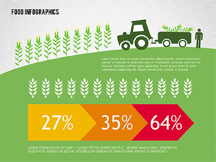 Agriculture Infographics  Presentation Template for