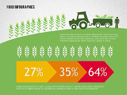 Agriculture Infographics , Slide 2, 02038, Infographics — PoweredTemplate.com