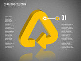 Cycling Arrows Shapes#11
