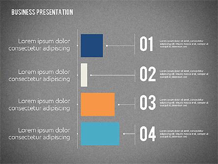 Business Presentation with Hints, Slide 13, 02042, Business Models — PoweredTemplate.com