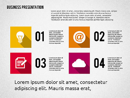 Business Presentation with Hints, Slide 7, 02042, Business Models — PoweredTemplate.com