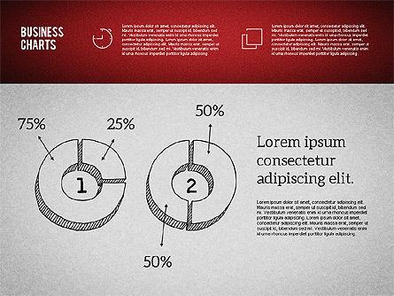 Chalk Diagrams, Slide 13, 02043, Business Models — PoweredTemplate.com