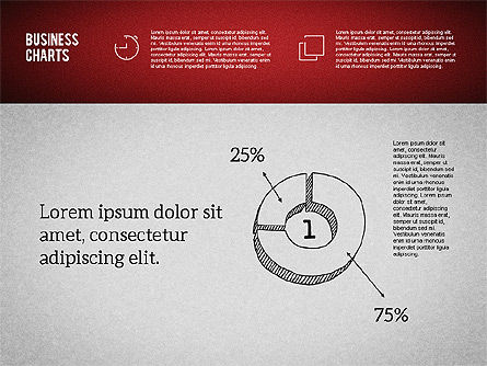 Chalk Diagrams, Slide 9, 02043, Business Models — PoweredTemplate.com