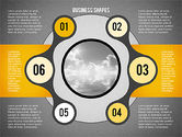 Circles with Numbers Stage Diagram#12