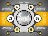 Circles with Numbers Stage Diagram#16