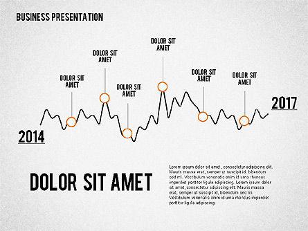 Business Presentation in Sketch Style, Slide 2, 02057, Business Models — PoweredTemplate.com