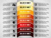 Presentation Agenda with Icons#8