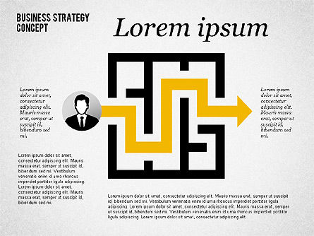 Business Relationship, Slide 2, 02065, Organizational Charts — PoweredTemplate.com
