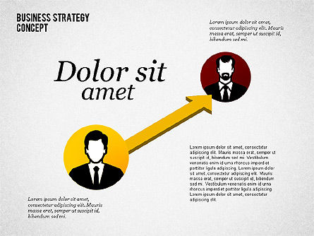 Business Relationship, Slide 4, 02065, Organizational Charts — PoweredTemplate.com