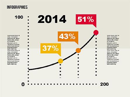 World Figures Infographics, Slide 3, 02066, Business Models — PoweredTemplate.com
