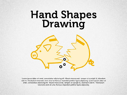Funny Illustrations, 02068, Shapes — PoweredTemplate.com
