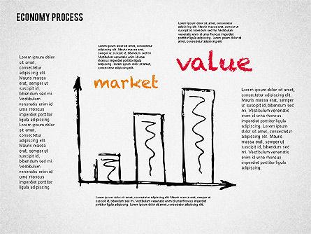 Economy Presentation Concept, Slide 3, 02075, Presentation Templates — PoweredTemplate.com