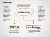 Presentation Templates: Economy Presentation Concept #02075