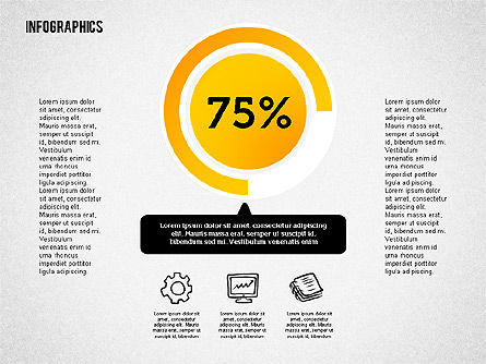 Gender Infographics, Slide 3, 02083, Business Models — PoweredTemplate.com