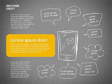 Mobile Platforms Competition Infographics, Slide 13, 02089, Presentation Templates — PoweredTemplate.com