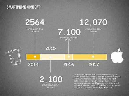 Mobile Platforms Competition Infographics, Slide 14, 02089, Presentation Templates — PoweredTemplate.com