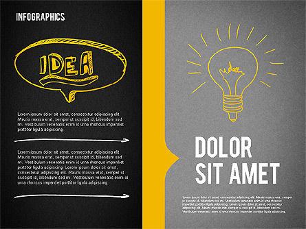 Presentation Concept in Sketch Style, Slide 10, 02102, Business Models — PoweredTemplate.com
