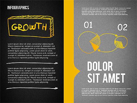 Presentation Concept in Sketch Style, Slide 11, 02102, Business Models — PoweredTemplate.com