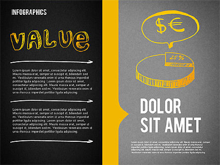 Presentation Concept in Sketch Style, Slide 12, 02102, Business Models — PoweredTemplate.com