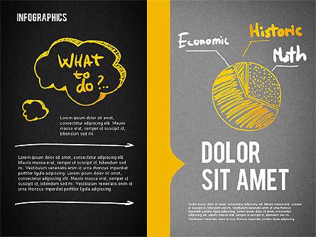 Presentation Concept in Sketch Style, Slide 14, 02102, Business Models — PoweredTemplate.com
