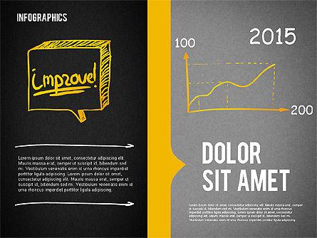 Presentation Concept in Sketch Style, Slide 15, 02102, Business Models — PoweredTemplate.com