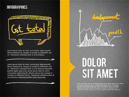 Presentation Concept in Sketch Style, Slide 16, 02102, Business Models — PoweredTemplate.com