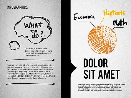 Presentation Concept in Sketch Style, Slide 6, 02102, Business Models — PoweredTemplate.com