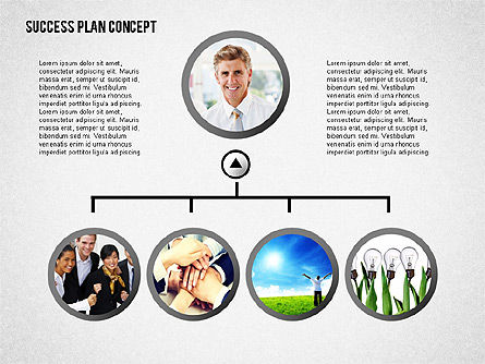 Successful Plan Presentation Concept, Slide 2, 02104, Business Models — PoweredTemplate.com