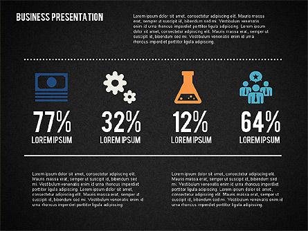 Business Presentation, Slide 10, 02106, Business Models — PoweredTemplate.com