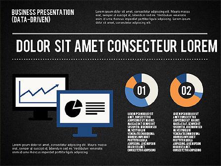 Business Presentation, Slide 11, 02106, Business Models — PoweredTemplate.com