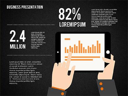 Business Presentation, Slide 13, 02106, Business Models — PoweredTemplate.com