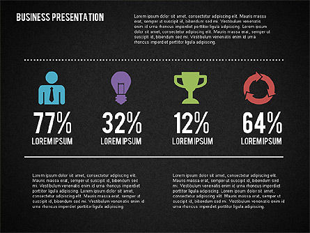 Business Presentation, Slide 14, 02106, Business Models — PoweredTemplate.com