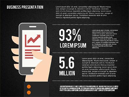 Business Presentation, Slide 15, 02106, Business Models — PoweredTemplate.com